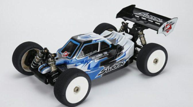 Sworkz S35-3e 1/8 Elektro-Buggy – Bilder