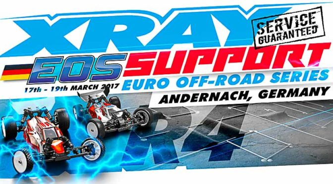 XRAY support @ EOS Germany R4