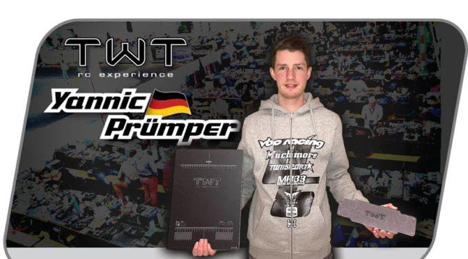 Yannic Prümper neu im Team bei TWT