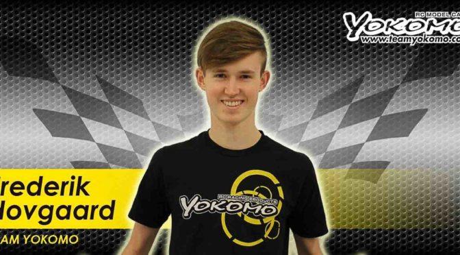 Frederick Hovgaard unterschreibt bei Team YOKOMO