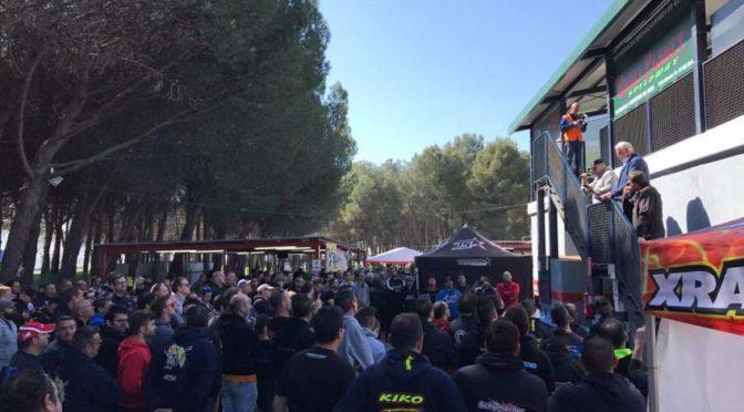 ETS Round 3 in Madrid