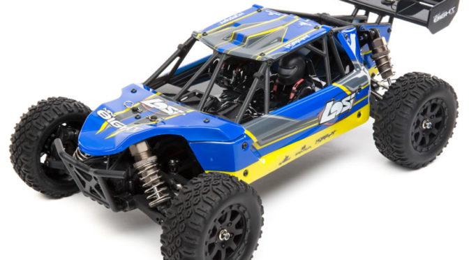 LOSI Mini 8IGHT-DB 4WD Desert Buggy 1:14 RTR