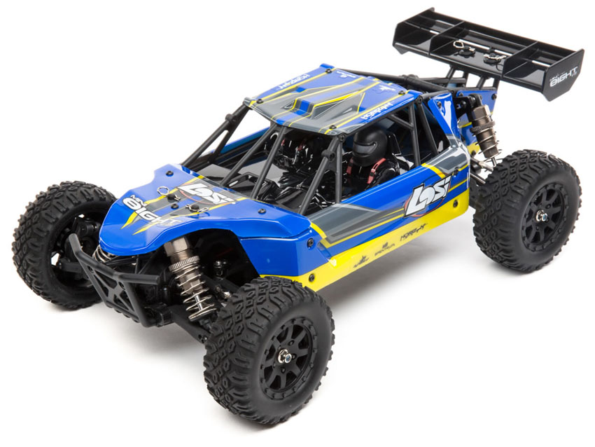 losi mini 8ight db 4wd desert buggy 1 14 rtr. Black Bedroom Furniture Sets. Home Design Ideas