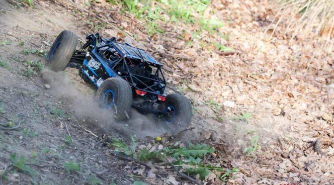 LOSI Rock Rey 4WD Rock Racer 1:10 RTR – Teil 2
