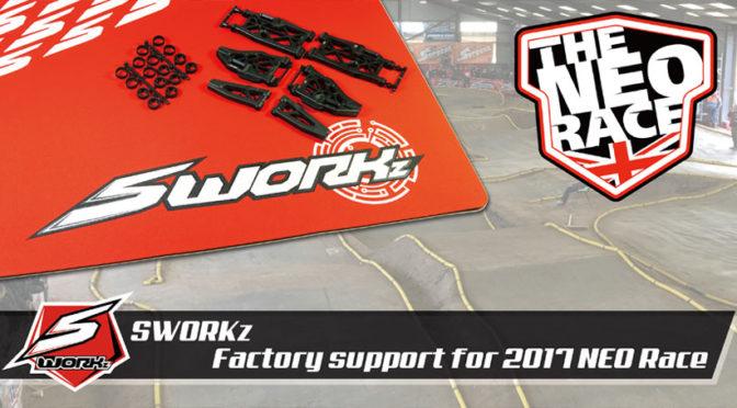 Sworkz Support auf dem NEO 2017