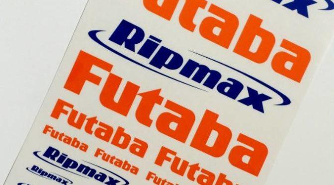 Ripmax / Futaba Dekorbögen