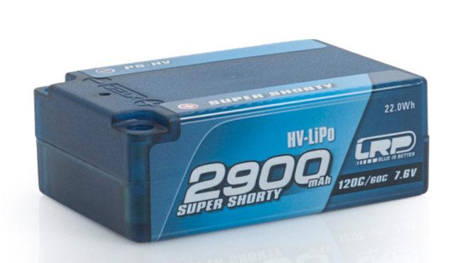 P5-HV Super Shorty GRAPHENE 2900mAh Hardcase Akku – 7.6V LiPo – 120C/60C