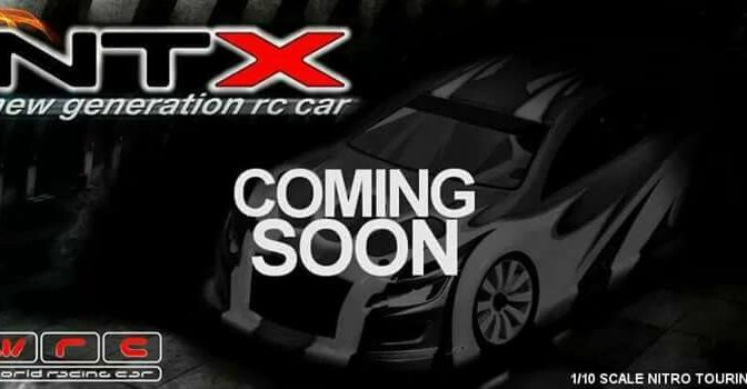 Neu! NTX017 1/10 Nitro-Tourenwagen von WRC-Racing