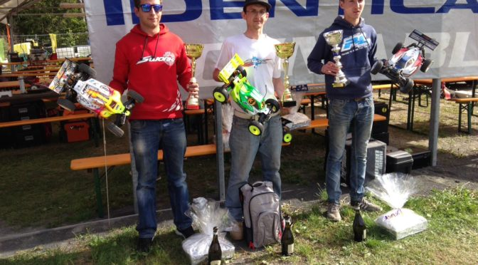 1.Runde der Austrian Championship 1/8 Electric Off Road