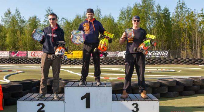 1.LAUF ZUM ODER-POMERANIA-CUP 2017 BEIM RC-Speedracer