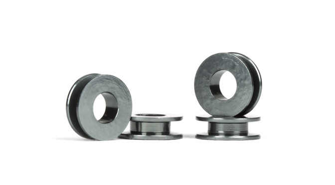 Rear Hub Spacers | Mugen MBX7R / Associated RC8B3