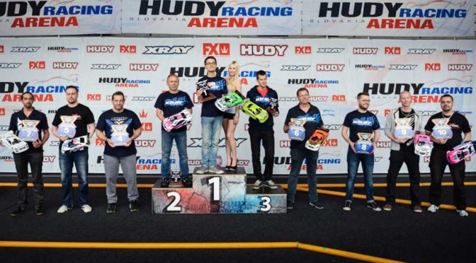 XRAY Racing Series Grand Final 2017