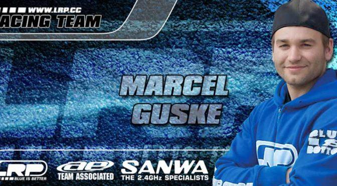 Marcel Guske mit LRP weiter im Angriffsmodus!
