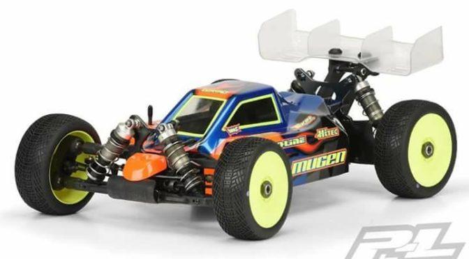 Proline Predator Karosserie für MBX7R ECO