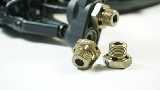 Neue Radmitnehmer für den S35-3 und S35-3E