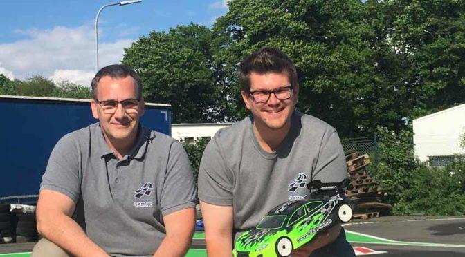 Markus Kreder wechselt zu SAM-RC
