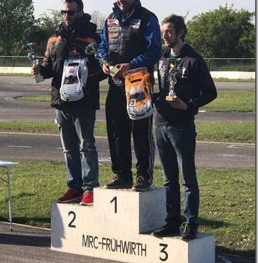 Kandelhart gewinnt Round 1 der Austrian 200mm IC Nationals