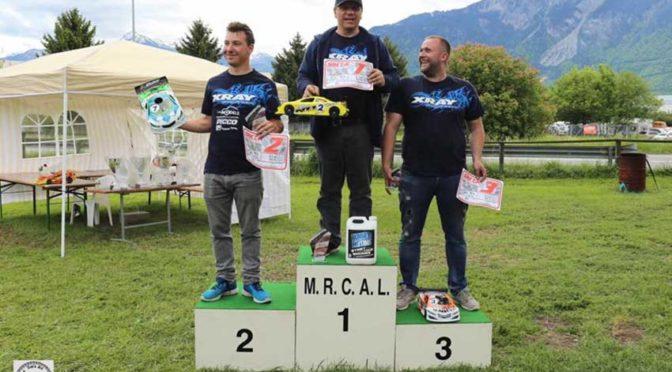 Traugott Schär gewinnt mit Xray NT1 auch Lauf 2 der Swiss Nationals