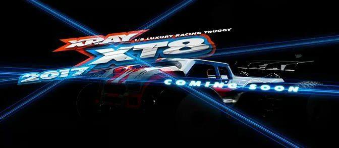 Xray XT8 – kommt demnächst