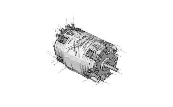 LRP X22 Brushless Motoren