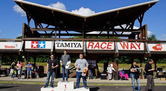 TEC WarmUp auf dem Tamiya Raceway Sonneberg