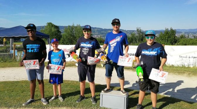 XT2 gewinnt bei den Swiss Championship R2