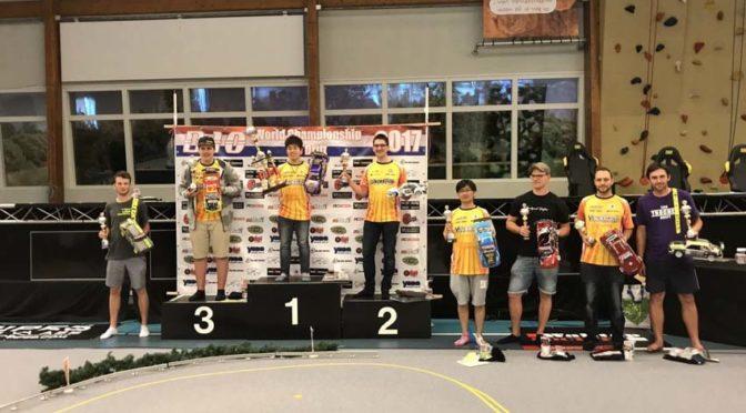 Team Yokomo dominiert bei der D1-10 Weltmeisterschaft RC Drift