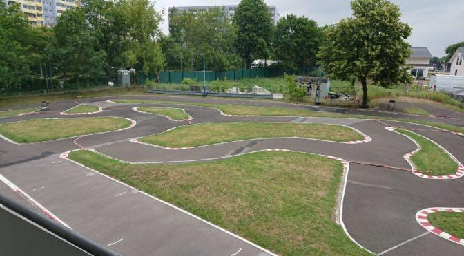 SK-Lauf Gruppe Ost und FR-Lauf der Klasse Rookie und Pan-Car