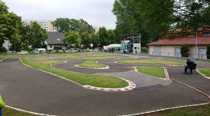 1.Lauf zum Berlin Touring Masters 2016 beim 1.MRC e.V.