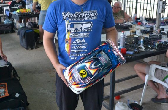 EFRA 1/10th Electric Track European Championships – Qualifying Report