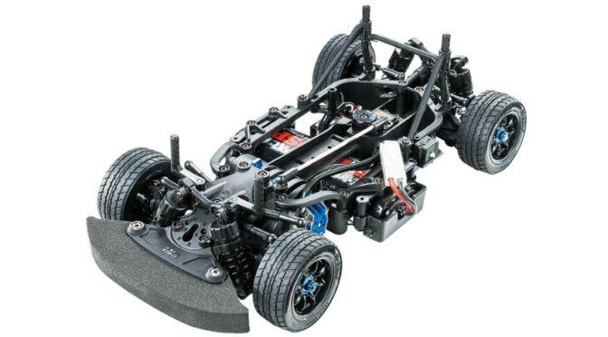 Tamiya M-07 Con. Chassis Kit WB225/239