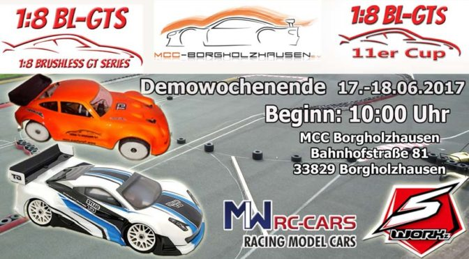 BL-GTS Demowochenende beim MCC Borgholzhausen
