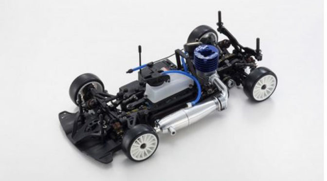 V-ONE R4S II 1:10 PURE10 GP 4WD (KIT)