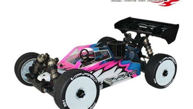 VP-PRO – Neue Serpent SRX8 Karosserie