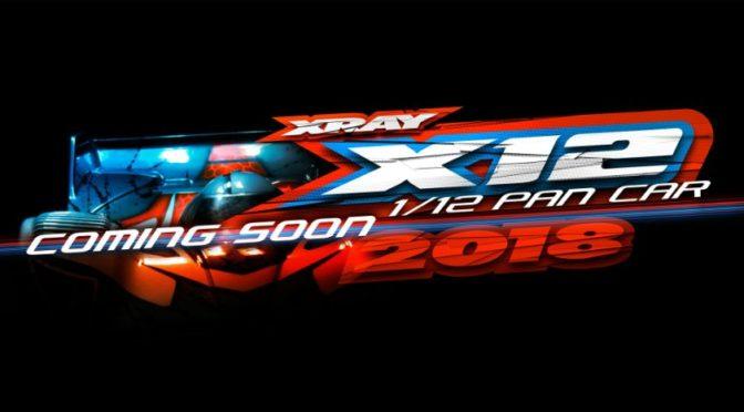 XRAY X12 2018 demnächst