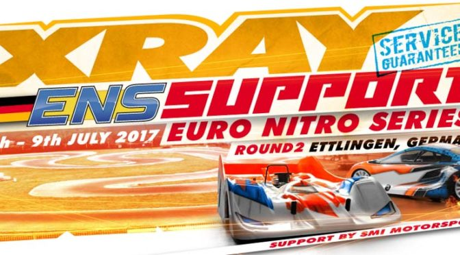Xray Support beim ENS Round 2 in Ettlingen