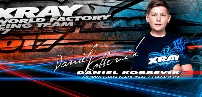 Daniel Kobbevik joins XRAY