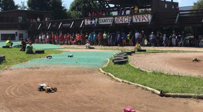 Das FIGHTER-CUP Finale 2018 auf dem Tamiya Raceway