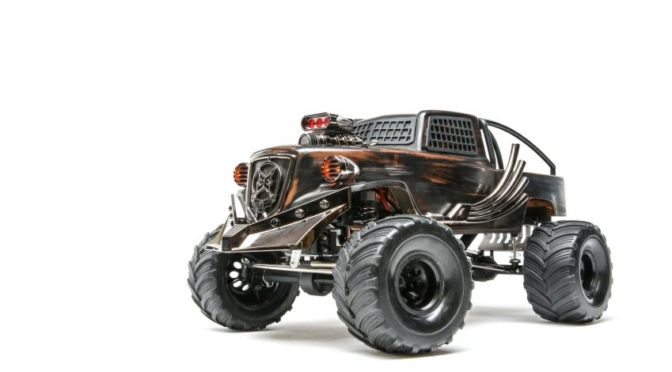 ECX 1.9 BARRAGE DOOMSDAY 4WD 1/10