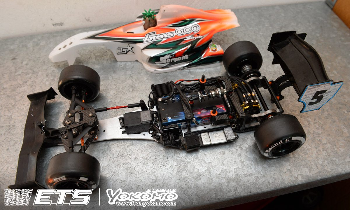 Rc Touring Car Steering Setup
