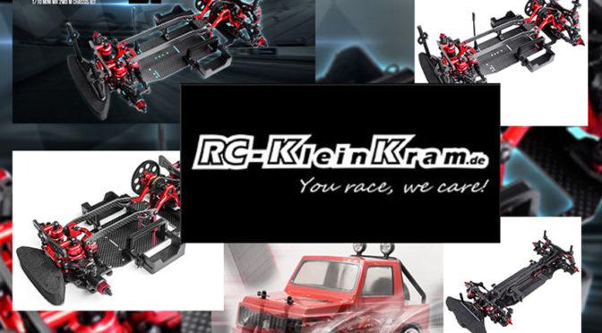 XPRESS – RC-KleinKram ab sofort neuer exklusiver Deutschland Importeur