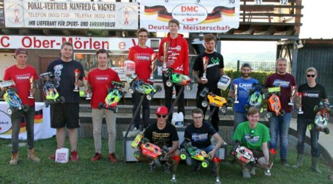 Micha Widmaier siegt – 1.Lauf zur Deutschen Meisterschaft OR8