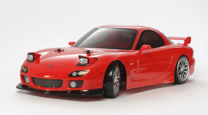 1:10 RC Mazda RX-7 (FD3S) Drift S.TT-02D