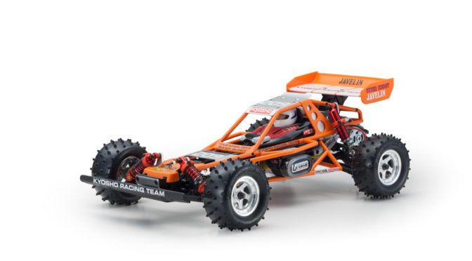 JAVELIN 1:10 4WD KIT *LEGENDARY SERIES*
