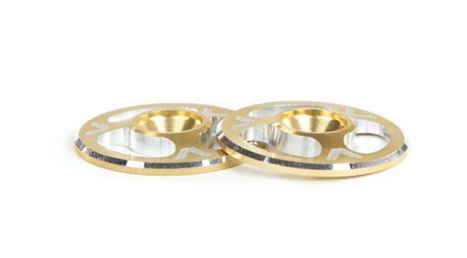 Triad Wing Scheiben | Gold und Silver
