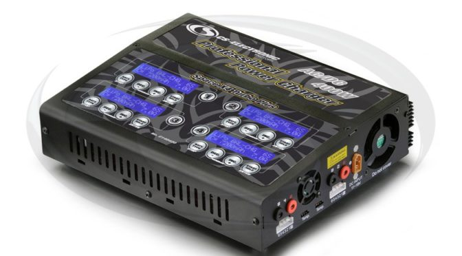 CS-Electronic Space X4 Turbo plus AC/DC Quadro