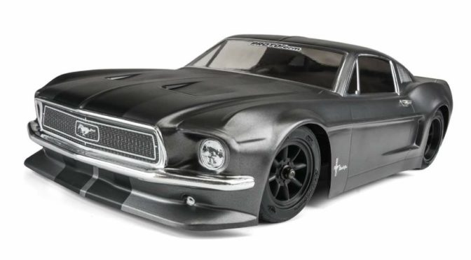 Protoform 1968 Ford Mustang