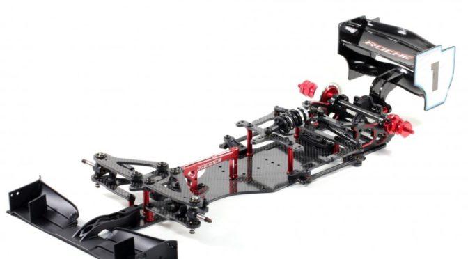 Roche Rapide F1 EVO 1/10 Competition F1