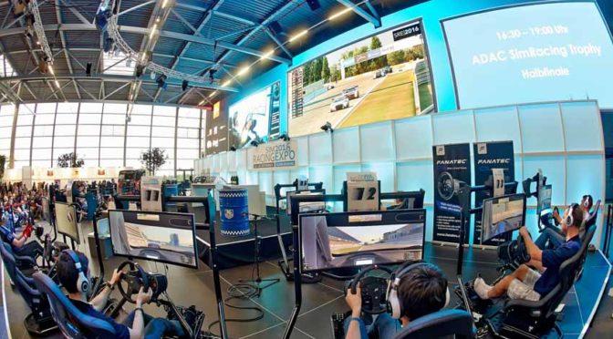 SimRacing Expo 2017: E-Sport für alle
