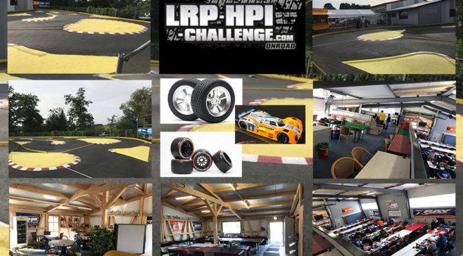 LRP-HPI Challenge Deutschlandfinale 2017 gestartet